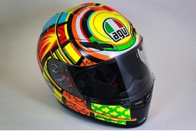 360° GP-TECH AGV E2205 TOP ELEMENTS 羅絲 - 真我的色彩