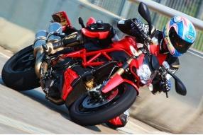2012 Ducati 848 Streetfighter-反擊戰