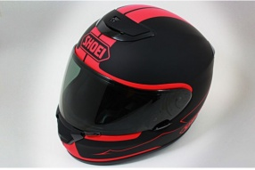 360° SHOEI QWEST BLOODFLOW 入門新花