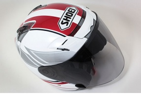 360° Shoei J-Force III Surge 最新拉花抵港