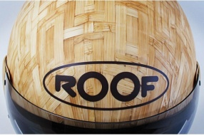 360° ROOF RO12 BAMBOO NATURAL HELMET 竹製頭盔