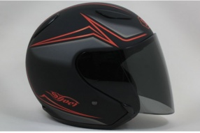 Shoei J-Stream Solas TC-5 搶眼新花抵港