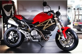 2013 Ducati Monster 796 20th Anniversary 20週年紀念版抵港