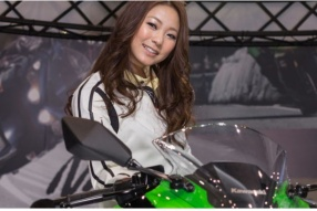 Girls of Tokyo Motorcycle Show 2013 清新感受