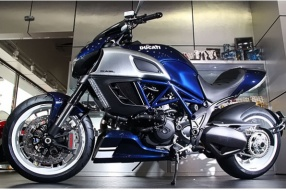 2013 Ducati Diavel-新色抵港