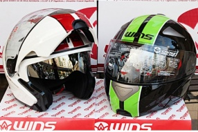 Wins Crown Helmet CR-I TWO TONE 新色抵港