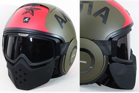 SHARK RAW HELMET-期待多時新貨抵港