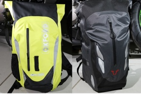 OXFORD AND SW-MOTECH BACKPACK 英與德國電單車防水背囊