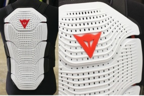 Dainese MANIS BACK PROTECTORS 白色保護背板