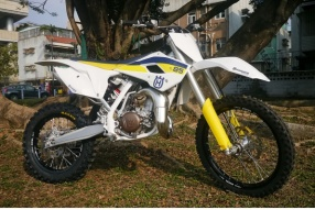 2015 Husqvarna TC85 BB戰士
