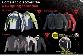 DAINESE 2015 Spring Collection