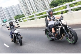 (車主訪問)2015 Kawasaki Vulcan S - 輕鬆易駕慳油日式巡航