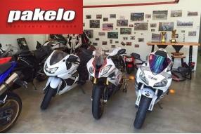 深圳電單車主題餐廳-選用意大利Pakelo機油