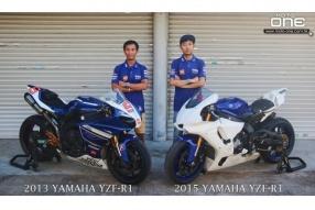 2015 YAMAHA YZF-R1-冠軍車手賽道極速測試(黃世釗&李鄭鵬)