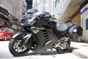 2015 Kawasaki 1400 GTR ABS 大力士(新色抵港)