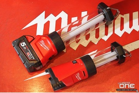 Milwaukee NEW M12 M18 便攜式提燈 - 低光環境工作的好幫手