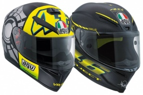 AGV K-3 SV 2016 新花│AGV PISTA PROJECT 46 2.0 CARBON MATT│現已接受預訂