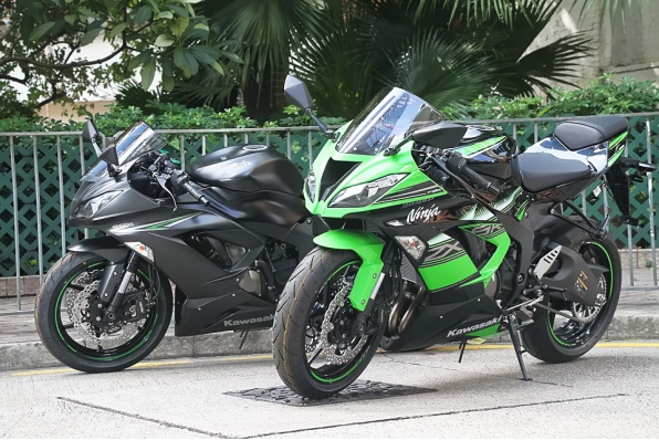 2016 Kawasaki ZX-6R 636│KRT賽車拉花特別版│啞黑新色│同時抵港