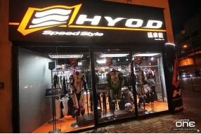 日本HYOD電單車保護衣物│本港陳列專區│歡迎用家參觀及購買