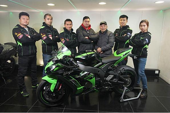 泰力川崎車隊-囊括2016年賽事冠軍的目標