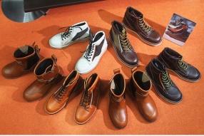 日本HYOD電單車有型皮靴系列│優質美觀