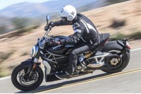 全新2016 DUCATI X DIAVEL S-關英豪美國聖地牙哥試車