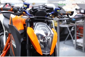 Corsa Motors X KTM 1290 Super Duke R改裝
