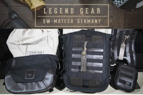 SW-MOTECH LEGEND GEAR 傳奇系列產品抵港│翔利車行