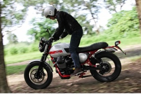 2016 Motoguzzi V7II Stornello Limited Edition-復古越野SCRAMBLER