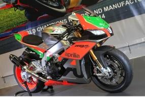 2016 APRILIA RSV4 R-FW Stock2 APX Race│WSBK STK1000組戰車帶回家