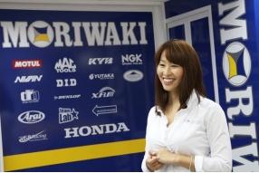 MORIWAKI專訪-森脇 綠(世界車壇女強人)