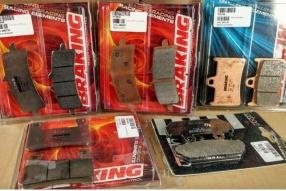 意大利 Braking 煞車皮、MT-09、XSR900、Tracer、MT-07菊花碟│翔利現貨發售