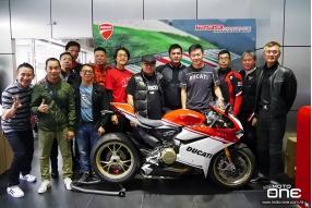 2017 Ducati 1299 Panigale S Anniversario│90週年限量版開箱記