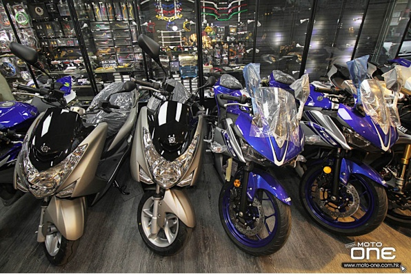 YAMAHA SMAX、NMAX、YZF-R3、T-MAX530、TRICITY 155 銀星又有行貨現貨發售