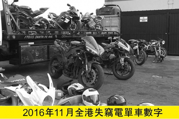 june missing motorcycles