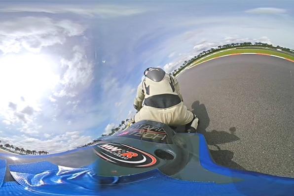 360度感受馬來西亞雪邦賽道—MOTARD TECH