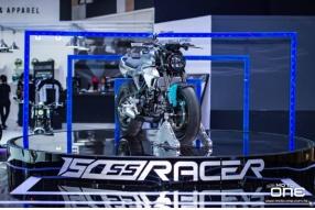 2017 HONDA 150SS RACER-摩登Cafe Racer概念車
