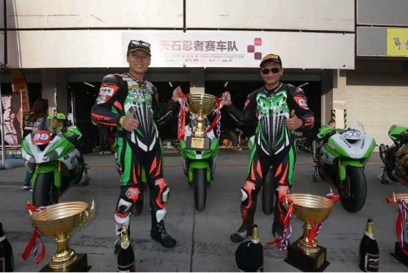 HYOD HK車手-勇奪中國超級電單車賽CSBK冠軍