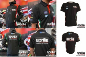 2017 MOTO GP APRILIA RACING TEAM GRESINI│超限量APRILIA車隊服飾