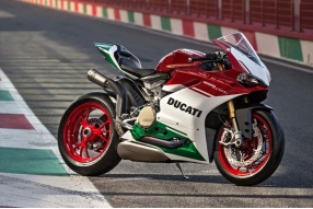 DUCATI 1299 Panigale R Final Edition-向L2引擎致敬終極版