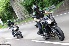 2017 KAWASAKI Z900-大排力量、中量級操控性能