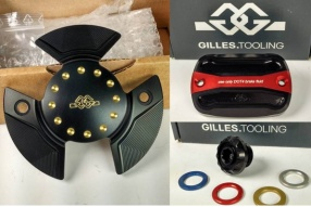 Gilles tooling T-Max530 精緻配件│现貨供應│翔利車行