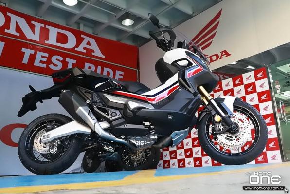 2017 Honda X-ADV-多功能雙離合器大羊抵港