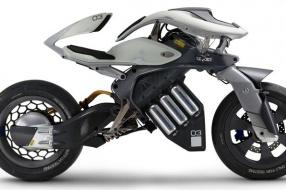 YAMAHA MOTOROiD-人工智能電動原型車