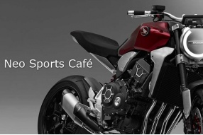 Honda Neo Sports Cafe概念車-