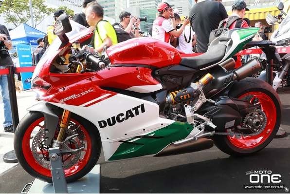 2018 DUCATI 1299 Panigale R Final Edition│新車展出│香港電單車節