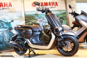 Yamaha QBIX 125-新羊抵港