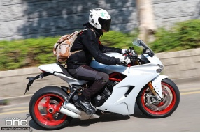 2018 Ducati Supersport S-總有讓人懶惰的條件