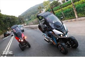 Adiva AD1 200-輕盈頂蓬三輪車