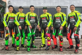 DAINESE Lash Racing Team 最新訂製D-AIR戰衣亮相